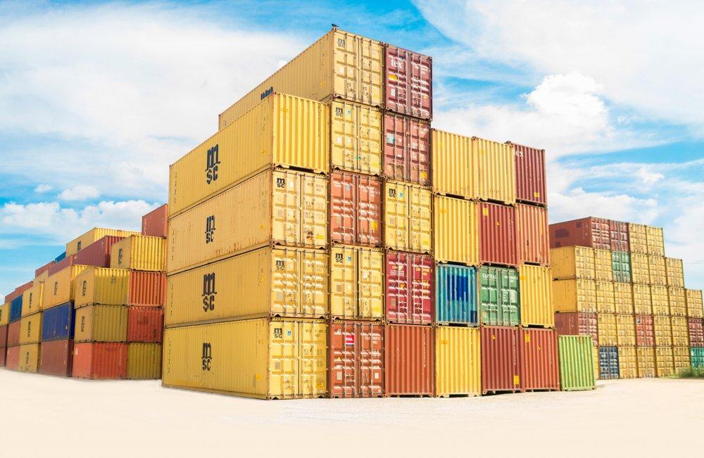 Lej en container til storskrald
