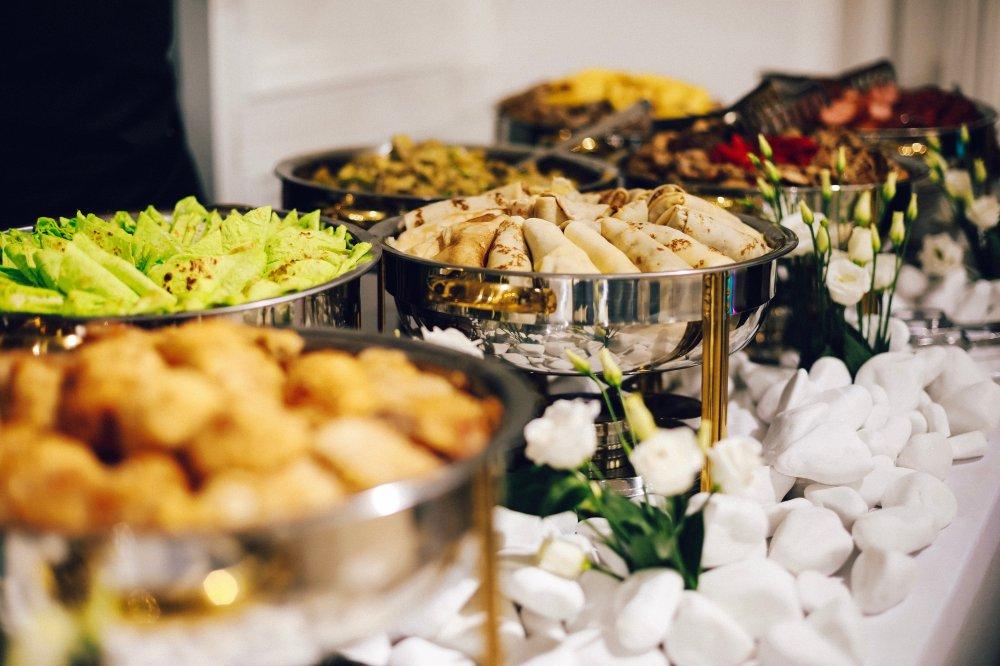 Få en god fest med et godt catering firma