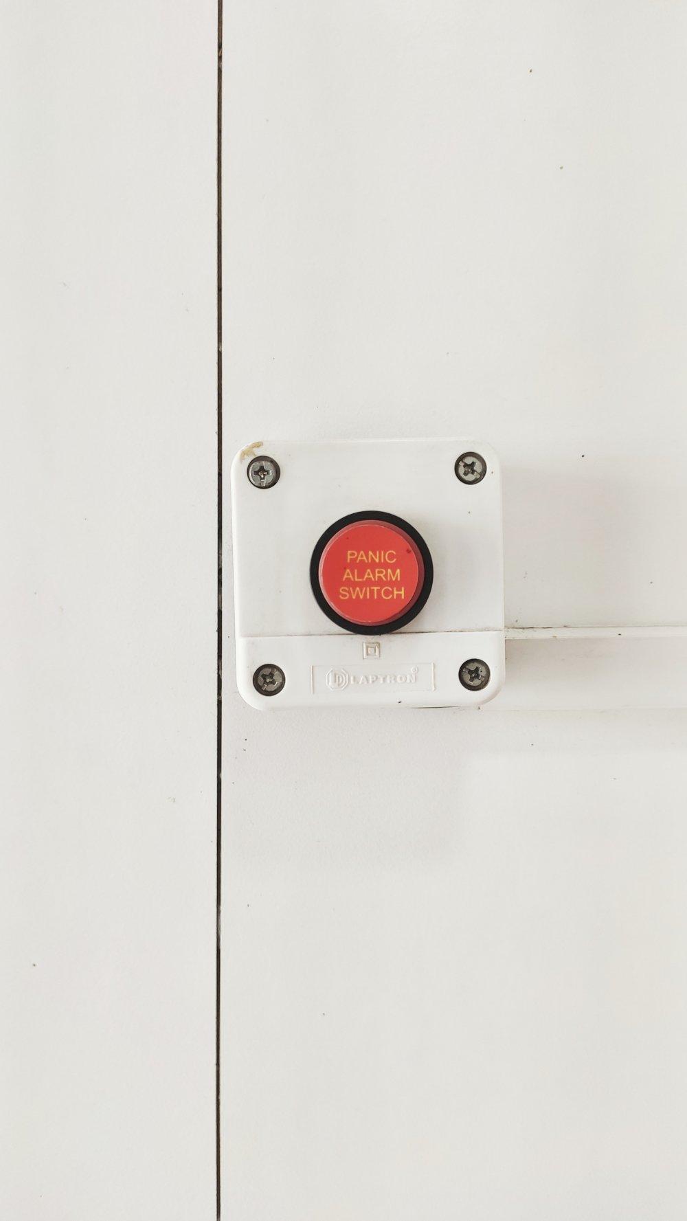 Din egen type af alarmsikring er ikke nok