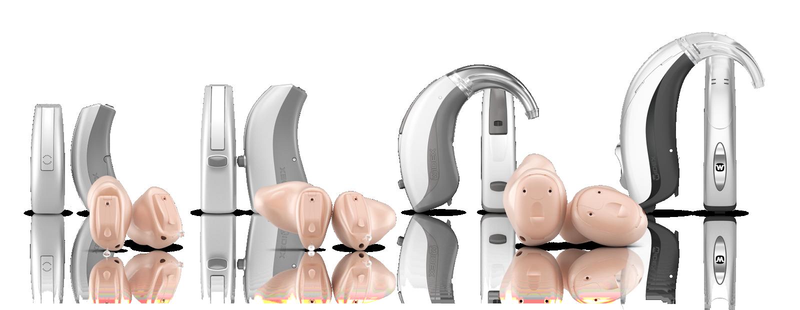 Få din skarpe hørelse igen med et høreapparat
