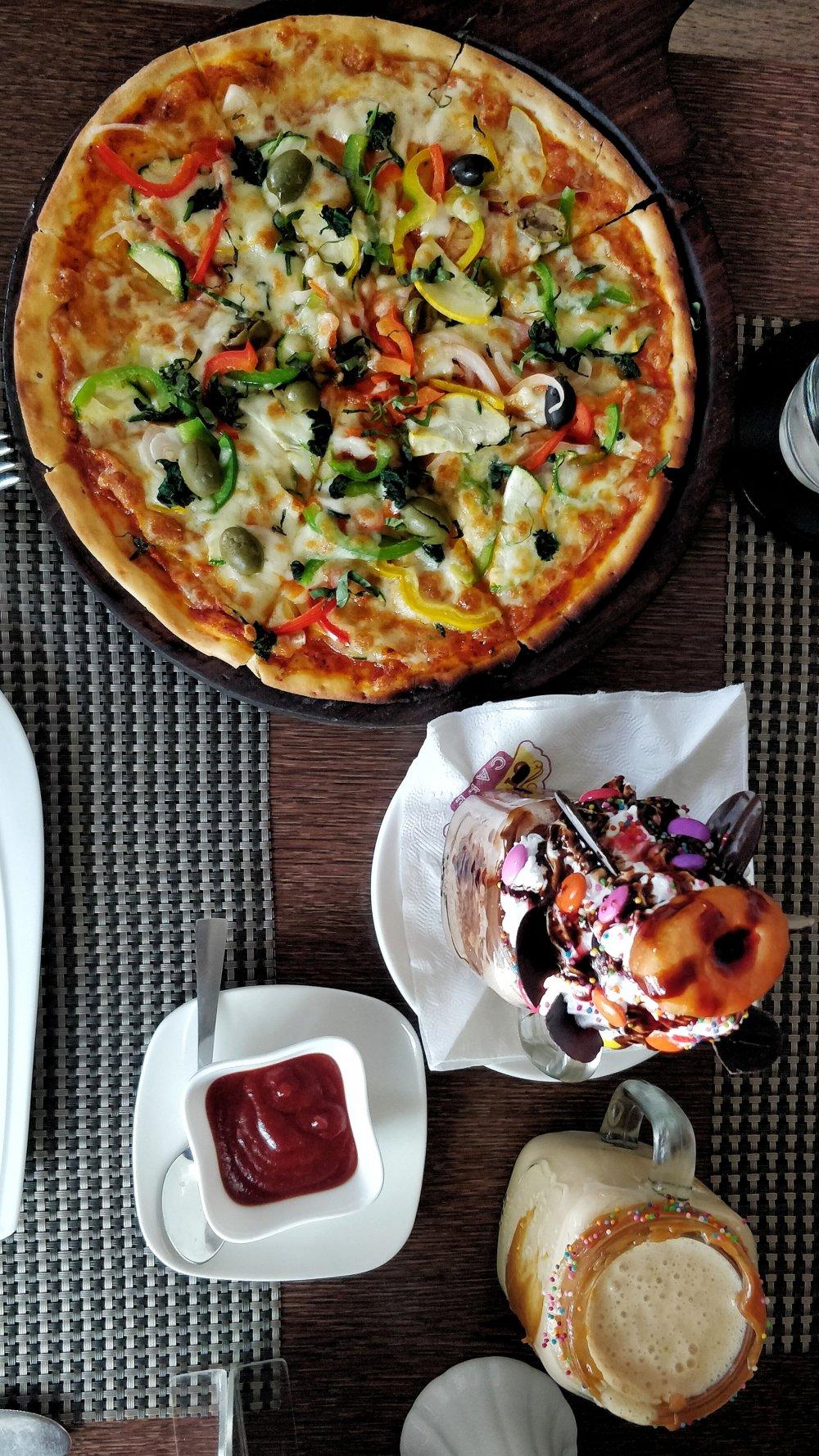 Lad jer dog samle og hygge på et pizzaria!